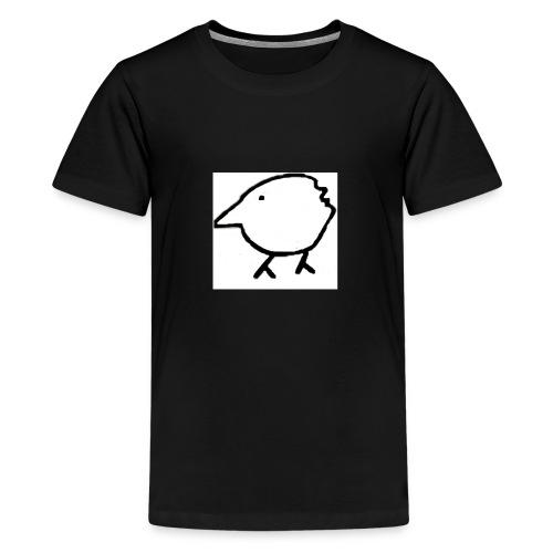 Autsider Fred - Teenager Premium T-Shirt