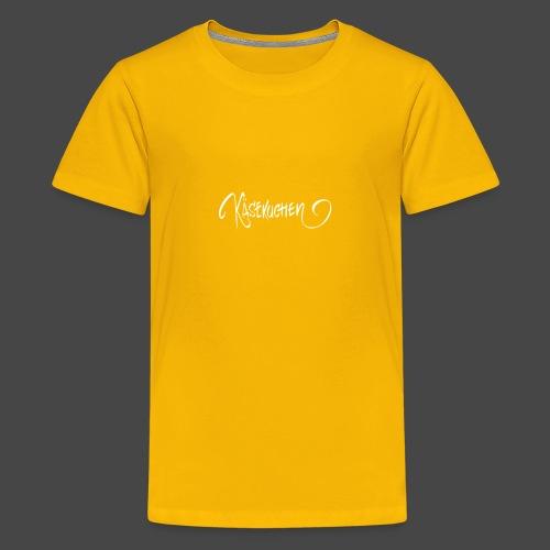 Name only - Teenage Premium T-Shirt