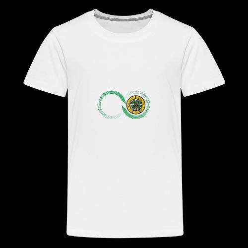Harp and French CSC logo - T-shirt Premium Ado