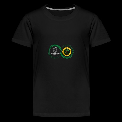 Harp and French CSC logo - T-shirt Premium Ado