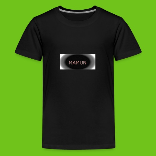 manmun - Teenager premium T-shirt