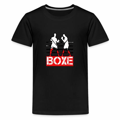 BOXE - Maglietta Premium per ragazzi