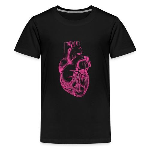 COEUR HUMAIN - T-shirt Premium Ado