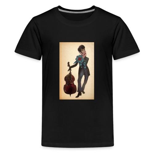 Violoncello - Maglietta Premium per ragazzi