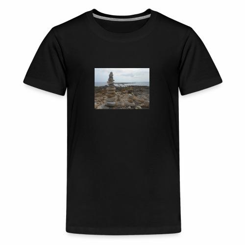 BZH is Zen ... - T-shirt Premium Ado