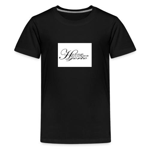 fullsizeoutput 7bc - Premium T-skjorte for tenåringer