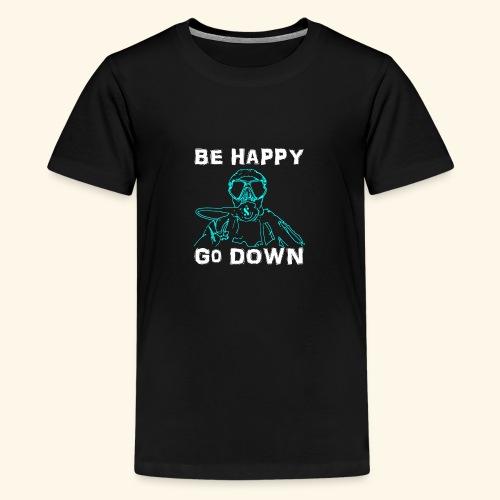 BeHappy001 - Teenager Premium T-shirt