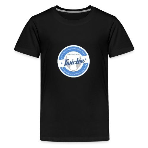 logo twictee - T-shirt Premium Ado