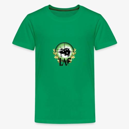 Load Aim Fire Merchandise - Teenager Premium T-shirt