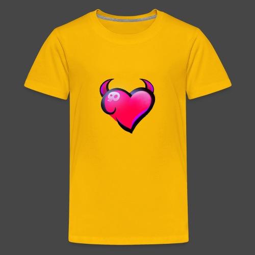 Icon only - Teenage Premium T-Shirt