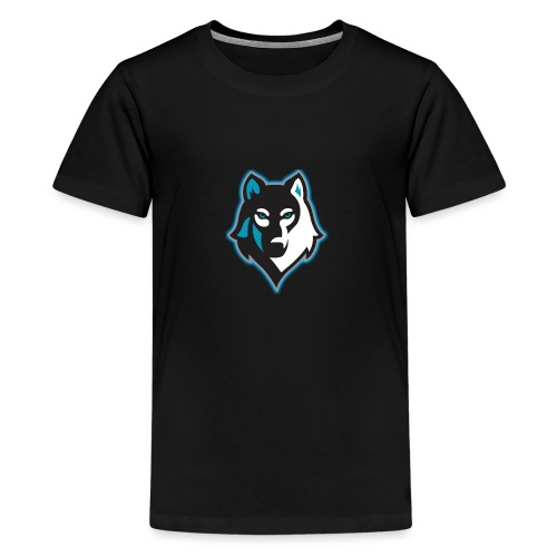 Just Wolf - Teenage Premium T-Shirt