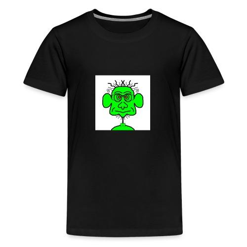 groene potje - Teenager Premium T-shirt