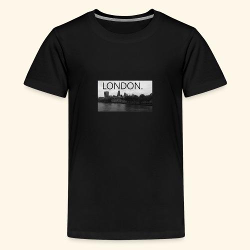 London - Teenage Premium T-Shirt