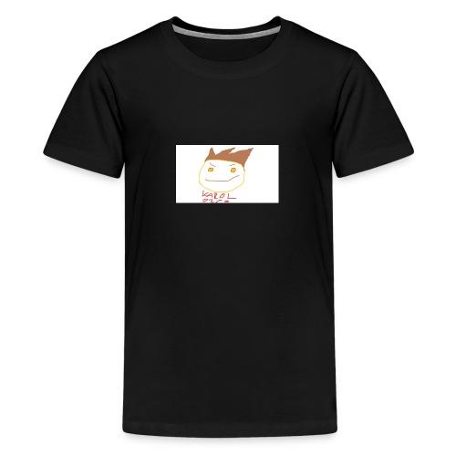 KAROL0250 MERCH - Teenager Premium T-Shirt