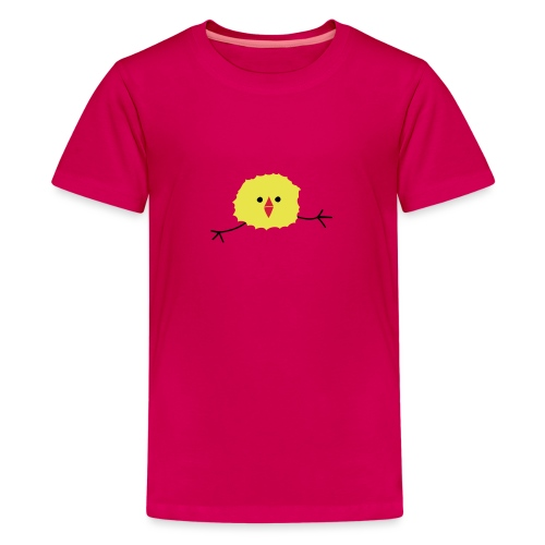 Silly Running Chic - Teenager Premium T-shirt