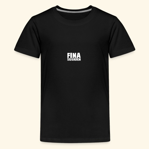 Fina Squaden - Premium T-skjorte for tenåringer