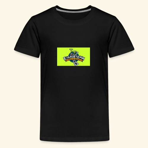evariste wk - Teinien premium t-paita