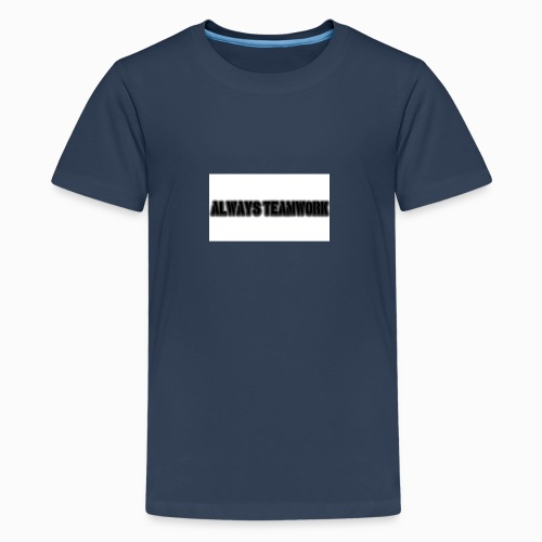 at team - Teenager Premium T-shirt