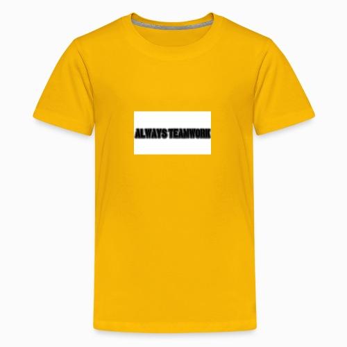 at team - Teenager Premium T-shirt