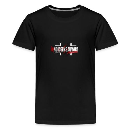 #NOISEENSAUVAGE - T-shirt Premium Ado