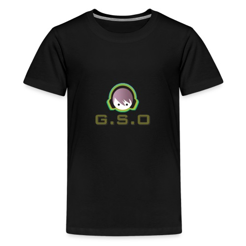 Gaming Spain Online - Teenage Premium T-Shirt