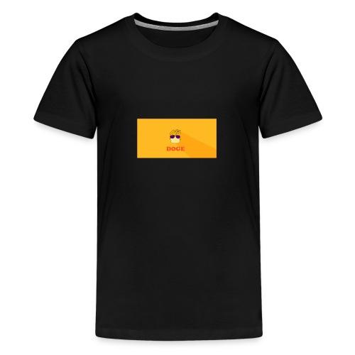 DOGE - Teenage Premium T-Shirt