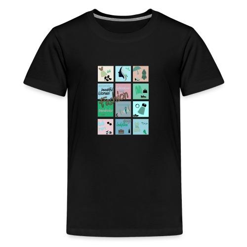 Fashionlover - Teenager Premium T-Shirt