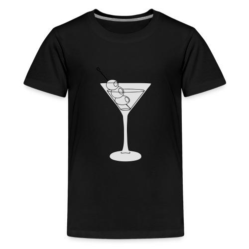 Martini - Teenager Premium T-Shirt