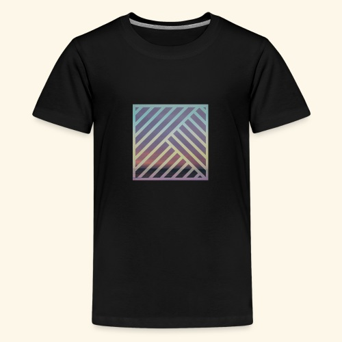 Sea&Sky - Teenage Premium T-Shirt