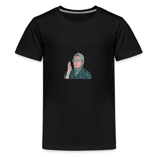 madam1 - Teenage Premium T-Shirt