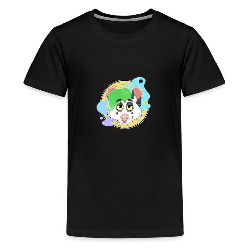 #420 - BLAZE IT (6) - Teenager Premium T-Shirt