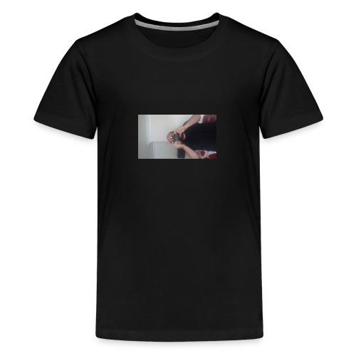 Daniel stride vlogs vlogging tshirt - Teenage Premium T-Shirt