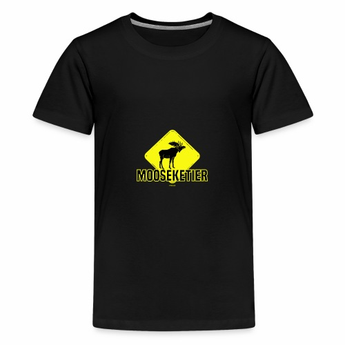 Moosketier - Teenager Premium T-shirt