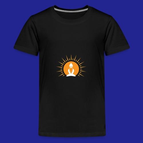 Guramylyfe logo no text - Teenage Premium T-Shirt