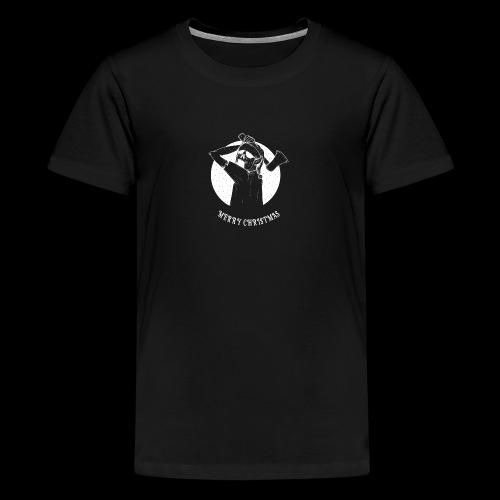 Merry Christmas - Teenager Premium T-Shirt