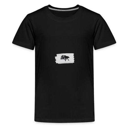 Baum der Ruhe - Teenager Premium T-Shirt