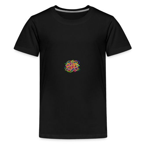 Spaghetti - Teenager Premium T-Shirt