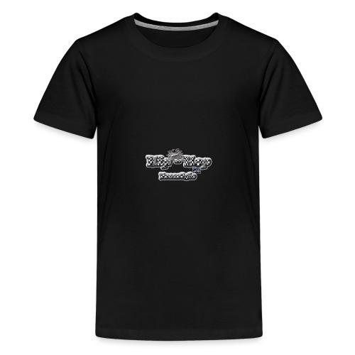 Fherry-Hio Hop - Maglietta Premium per ragazzi