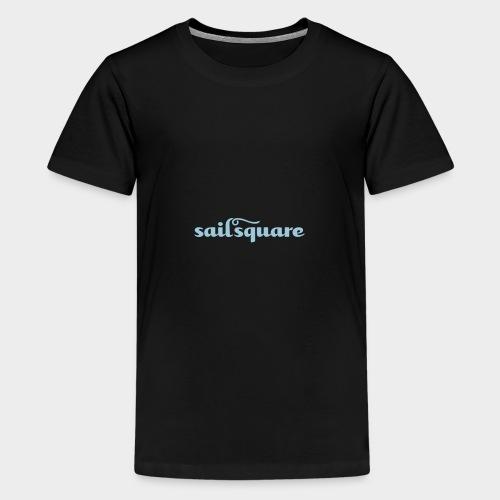 Sailsquare - Teenage Premium T-Shirt