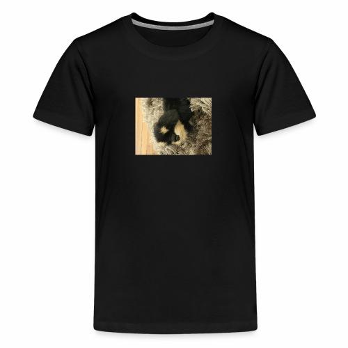Hi - Teenager Premium T-Shirt