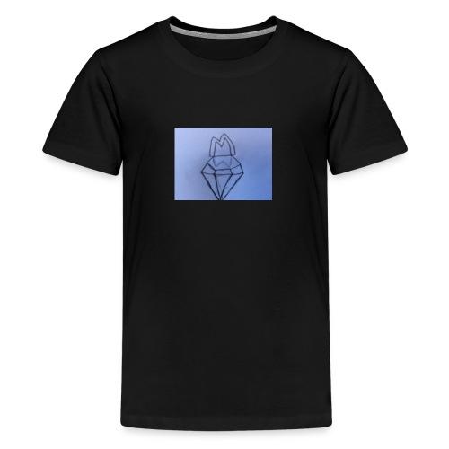 Mcap - Premium T-skjorte for tenåringer