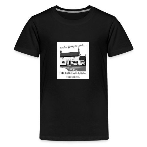 The Cockwell Inn - Teenage Premium T-Shirt