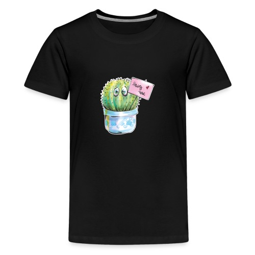 hug me - Teenager Premium T-Shirt
