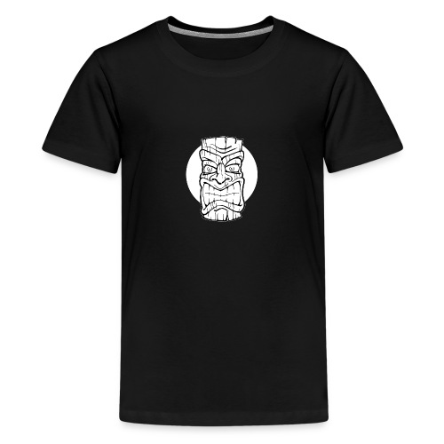 Tiki Maske Tiki Mask - Teenager Premium T-Shirt