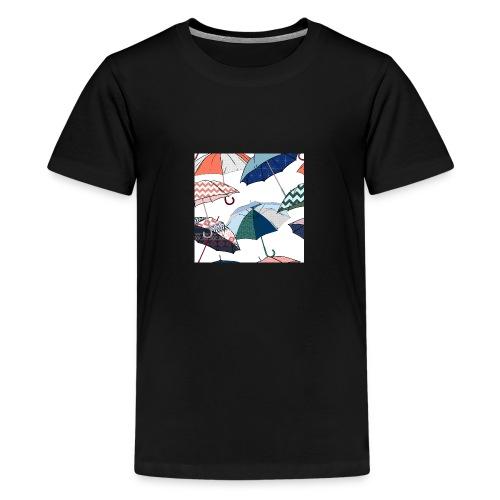 Umbrellas - Teenage Premium T-Shirt
