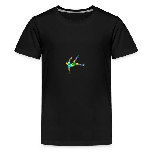 Footballer - T-shirt Premium Ado