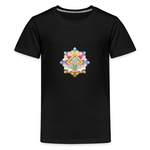 decorative - Teenage Premium T-Shirt