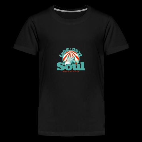 geweihbär - Teenager Premium T-Shirt