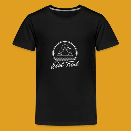 SoulTravl - Teenager Premium T-Shirt