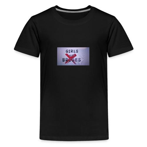 GB - Teenage Premium T-Shirt